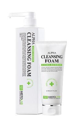 Пенка очищающая Alpha Cleansing Foam 200/1200 мл