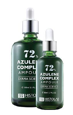Концентрат с азуленом №72 Azulene Complex Ampoule 72 50/150 мл