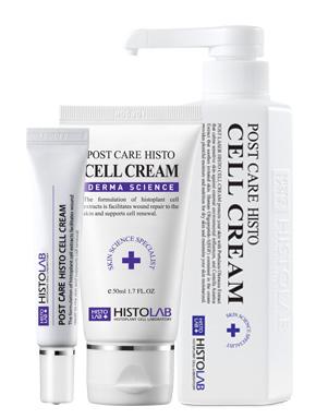Крем после инвазивных процедур Histolab Post Care Histo Cell Cream 12/50/500 мл