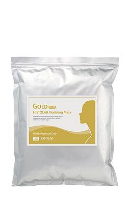 Маска альгинатная (моделирующая) с ионами золота Gold Plus Modeling Mask 1000 г
