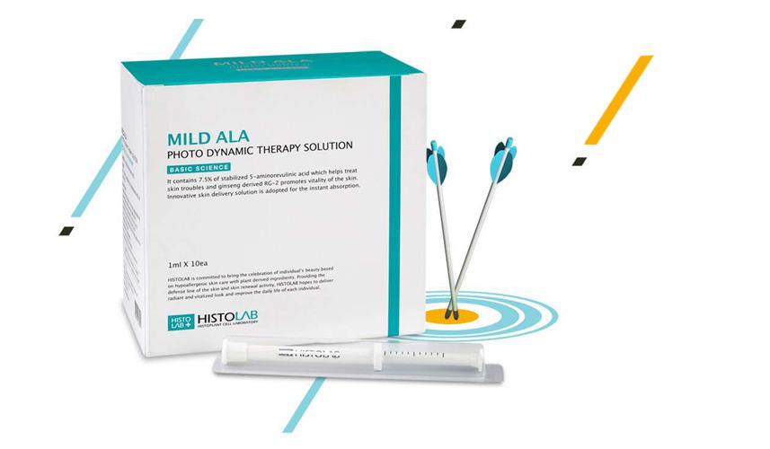 Гель для фотодинамической терапии Mild ALA Histolab