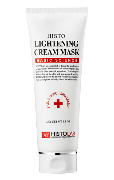 Крем-маска осветляющая Histo Lightening Cream Mask 250 мл